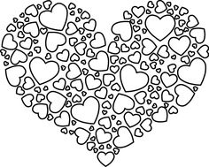 Looking for a Coloriage Imprimer Mandala Coeur. We have Coloriage Imprimer Mandala Coeur and the other about Coloriage Imprimer it free. Valentine Coloring Pages, Heart Coloring Pages, Printable Coloring Pages, Colouring Pages, Adult Coloring Pages, Coloring Sheets, Coloring Books, Valentine Images, Valentine Day Crafts