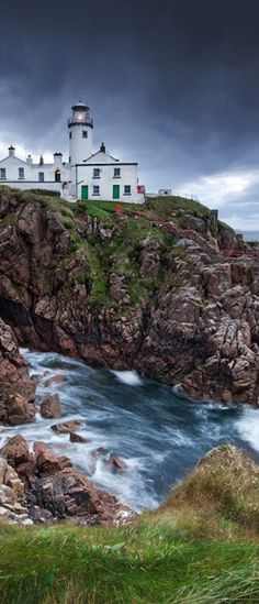 Donagal, Fanad Lighthouse