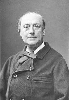 Théodore de Banville (Moulins, 1823-París, 1891)  Poeta francés. Fue uno de los animadores del Parnaso contemporáneo