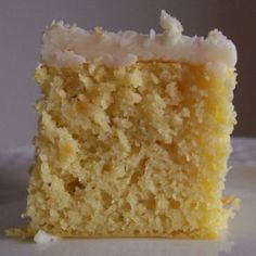 Coconut Flour Orange Cake
