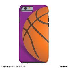 バスケットボール iPhone 6 タフケース
