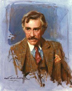Masters of Portrait Art - Fine Artist & Portrait Artist Everett Raymond Kinstler, N.A.