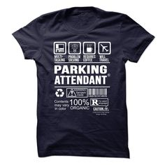 PARKING ATTENDANT Multi Tasking Problem Solving T-Shirts, Hoodies. CHECK PRICE ==► https://www.sunfrog.com/No-Category/PARKING-ATTENDANT--Multi-tasking.html?id=41382