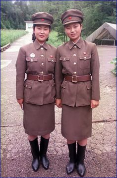 Army | North.Korea | Miliwoman