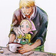 shingeki no kyojin mike zakarius nanaba mikenana fan art edit snk (anime) - picslist.com