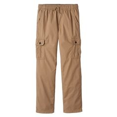 Boys 8-20 Tony Hawk Pull-On Cargo Pants