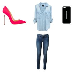 """""""The """"AWESOME"""" outfit"""" by pokadots101 ❤ liked on Polyvore"""