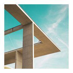 West Berlin architecture by Matthias Heiderich