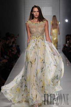 Tony Ward Spring-summer 2012 - Couture