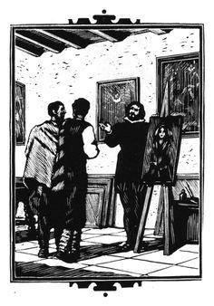 Музей рисунка - Андрей Дмитриевич Гончаров (1903-1979гг).