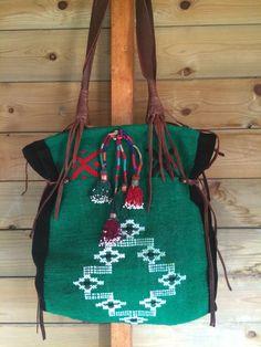 Kilim bag www.spiritnomadik.com