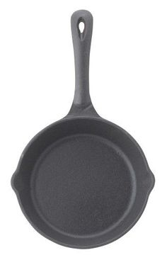 Winco RSK6 Cast Iron Skillet 612Inch -- BEST VALUE BUY on Amazon #CastIronSkillet Camping Meals, Camping Recipes, Dutch Oven Camping, Dutch Oven Recipes, Cast Iron Skillet, Roasting Pan, Cool Kitchens, Cookware, Cool Things To Buy