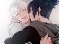 No.6  Nezumi and Shion