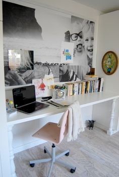 Great family home and interview with Rebecca Brown. By @Gabrielle Blair