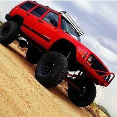 @matteberry111 #4x4mafia #jointhemafia #jeep Jeep Xj Mods, Jeep Wj, Jeep Truck, Jeep Wrangler, Jeep Rubicon, 1999 Jeep Cherokee, Jeep Cherokee Limited, Cherokee Sport, Nissan Trucks