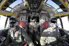 Cockpit - B-52 Stratofortress (via airmanisr)