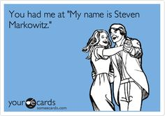 You had me at 'My name is Steven Markowitz.' Hoodie Allen