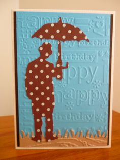 My male card using Tim Holtz die.(joolsongrubb)