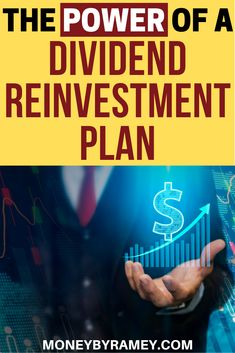 One of the most powerful paths to Financial Freedom is owning dividend-paying stocks on a Dividend Reinvestment Plan (or DRIP investing) for short. Click the photo to learn more about The Power of A Dividend Reinvestment Plan. Drip Investing, Investing In Stocks, Stock Investing, Investing Money, Financial Success, Financial Planning, Finance Tips, Finance Blog