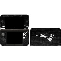 The NFL New England Patriots Black & White 3DS XL 2015 Skin is cut & crafted to level up your 3DS XL 2015 gaming style and showcase your New England Patriots team pride. Each premium New England Patriots 3DS XL 2015 Gaming Skin is engineered to fit your Nintendo 3DS XL 2015 perfectly. Elevate your game and customize your 3DS XL 2015 with the New England Patriots Black & White 3DS XL 2015 Skin.