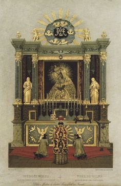 Holy Mass in Wilno