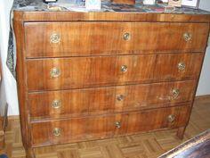 Dresser, Antiques, Home Decor, Restoration, Vending Machines, Antiquities, Powder Room, Antique, Decoration Home