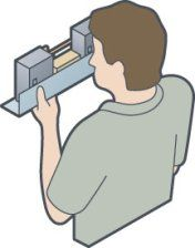 How to DIY a 3D camera to take stereographic photos (kind of like the ones in old view-masters) via Boys' Life Magazine