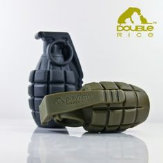 "Jouets pour chiens ""grenade"" / Dog toys ""FireBall"""