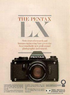 vintage everyday: Beautiful Vintage Camera Adverts
