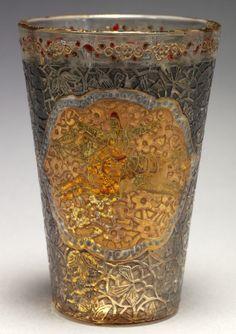 Emile Gallé French Art Nouveau Glassmaker, 1846-1904
