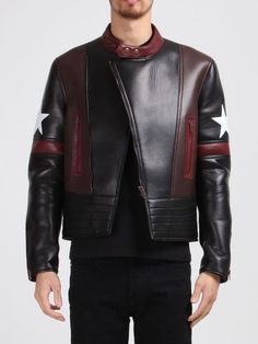 Givenchy. this is some captain america sh*t