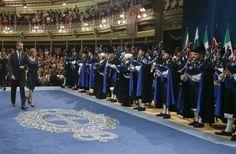 Así fue la ceremonia de los Premios Príncipe de Asturias