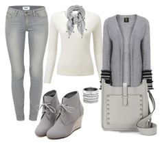 """""""Untitled #183"""" by arijana-cehic ❤ liked on Polyvore featuring Paige Denim, WithChic, Rebecca Minkoff and Henri Bendel"""