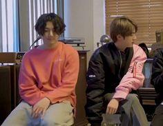 Jungkook And Jin, Bts Boys, Ruffle Blouse, Cute, Tops, Salt, Women, Fashion, Moda