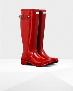 Women's Original Tour Gloss Rain Boots
