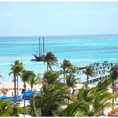 Aruba...awesome snorkeling and shopping