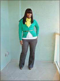 Curves and Confidence | Miami Fashion Blogger: Lemon-Lime Remix