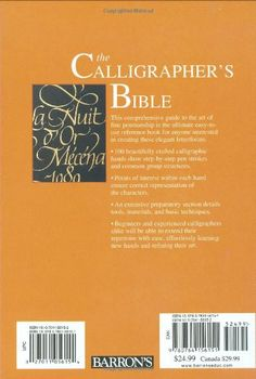 The Calligrapher's Bible: 100 Complete Alphabets and How to Draw Them: Amazon.de: David Harris, Janet Mehigan, Mary Noble: Fremdsprachige Bücher