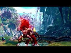 Fangirl Review: Brand New SFV Character - Necalli - and Gameplay Details Revealed at EVO 2015!