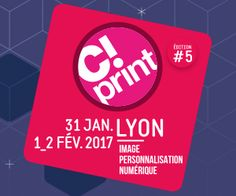 On vous attend STAND 1F29 !  #exhibition #cprint2017 #lyon