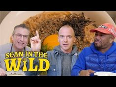 (1) Just Blaze and Ivan Orkin Give Sean Evans a Ramen Master Class | Sean in the Wild - YouTube