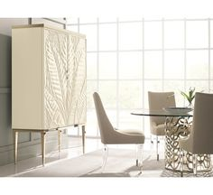 Palms Up! : Classic Contemporary : 3 : CLA-416-052 | Caracole Furniture