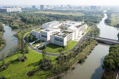 Jiaxing Island: Residential Project in China https://www.futuristarchitecture.com/37086-jiaxing-island-residential-project-china.html