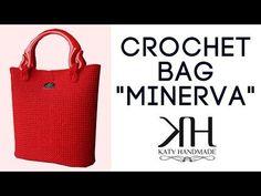 "[BORSE] Tutorial uncinetto borsa ""Ocean"" | Crochet bag || Katy Handmade - YouTube"