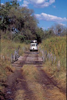 4x4 Adventure - Botswana?