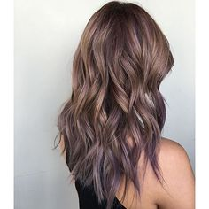 Ash, pearl and lilac tones. Color by @jamiekeikohair  Cut and style by @richiemiao  #hair #hairenvy #haircolor #hairstyles #balayage #lilac #ombre #highlights #newandnow #inspiration #maneinterest