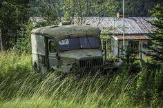 Dodge WC42, Norway