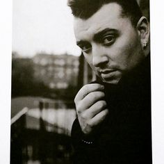 "Sam Smith. Dark and Beautiful. We have a legend amongst our generation.   ""Sick of waking up in darkness When the sky is always painted blue.  There's a method to my madness.  It's clear that you don't have a clue."" Listening to: ""Life Support"""
