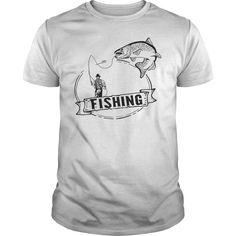 Fishing Fisherman T-Shirts, Hoodies. Check Price Now ==►… Funny Hoodies, Funny Shirts, Tee Shirts, Sweatshirts, Slogan Tee, Sweatshirt Dress, Shirt Outfit, Frog T Shirts, T Shirts