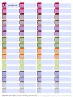 Organization labels your file folders, coupons, binders and more! | Worldlabel Blog
